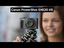 <b>Фотоаппарат Canon PowerShot SX620</b> HS черный | Canon ...