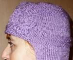 Все вяжут шапочки для зим