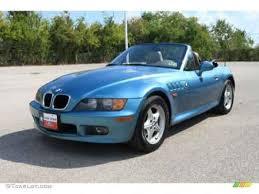 atlanta blue metallic 1996 bmw z3 19 roadster exterior photo bmw z3 19 2 1996