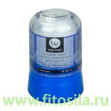 (<b>U&I stick body</b> deodorant natural), 45 г