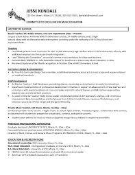music teacher resume example teaching orchestra pinterest musicians resume template
