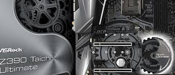 Обзор <b>материнской платы ASRock Z390</b> Taichi Ultimate ...