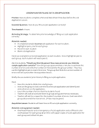 how to fill out a job applicationagenda template sample how to correctly fill out a job application success