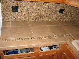 tile countertop kitchen ceramic countertops ideas