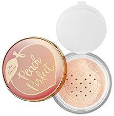 TOO FACED Peach Perfect Mattifying Setting Powder ... - Amazon.com