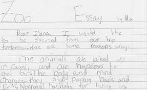 http   writing wordzila com grade   narrative essay visit zoo     Pinterest
