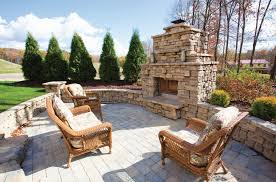 place fireplace outdoor kitchen  pleasant outdoor patio with fireplace contemporary hardscapes all sea