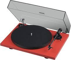 <b>Проигрыватель виниловых</b> дисков <b>Primary</b> E Phono Red OM NN ...