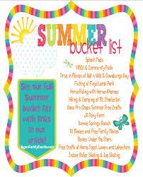 Las Vegas Summer <b>Kids</b> Activities: A <b>Summer Bucket</b> List