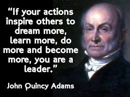 9 Best John Quincy Adams Quotes and Sayings - Quotlr via Relatably.com