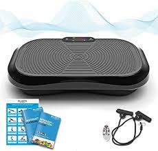 Bluefin <b>Fitness Vibration Platform</b>   Ultra Slim   Built-in <b>Bluetooth</b>