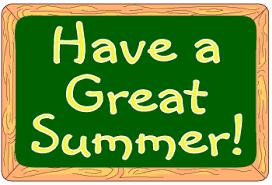 Image result for summer vacation clip art
