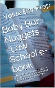 cheap school contracts school contracts deals on line at get quotations · baby bar nuggets law school e book criminal law contracts torts a