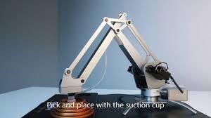 uArm Metal Intro - <b>4 dof</b> desktop <b>robot arm</b> - YouTube