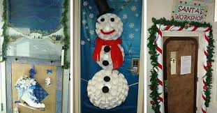 superior decorating office doors for christmas 5 christmas door decorating contest attractive cool office decorating ideas 1 office