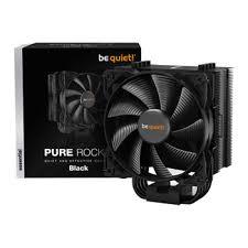 be quiet <b>BK007</b> Pure Rock 2 Black Intel/AMD CPU Air Cooler ...