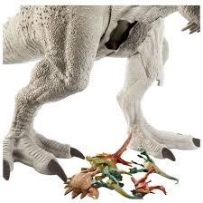 <b>Mattel Jurassic</b> World Огромный Индоминус Рекс GPH95 ...