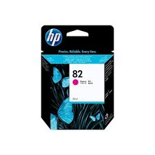 <b>HP 82 Magenta</b> Ink Cartridge, <b>28ml</b> (CH567A) | Quill.com