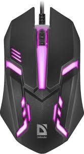 10 отзывов на <b>Мышь Defender Cyber</b> MB-560L 7цветов,3кнопки ...