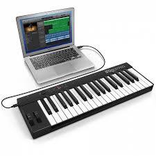 Купить портативная миди-<b>клавиатура ik multimedia irig</b> keys 37 ...