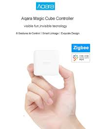 <b>Aqara</b> Magic <b>Cube</b> Controller Zigbee Version Controlled by Six ...