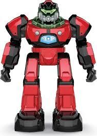 """<b>Zhorya Радиоуправляемый робот</b> """"<b>Плуто</b>"""" цвет красный — купить ..."""