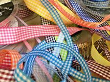 <b>Gingham Ribbon</b> for sale   eBay