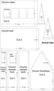 ideas about Gingerb House Template on Pinterest    These patterns  there is a house on this site  as