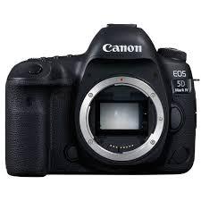 Зеркальный <b>фотоаппарат</b> Canon <b>EOS 5D Mark</b> IV Body купить по ...