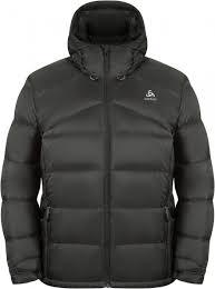 Куртка мужская Odlo <b>Cocoon</b> N-Thermic X-Warm черный цвет ...