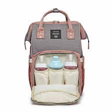 Online Shop Mummy Maternity Nappy Bag <b>Large Capacity</b> Diaper ...