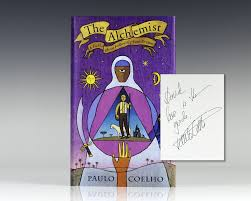 the alchemist paulo coelho first edition signed rare book the alchemist