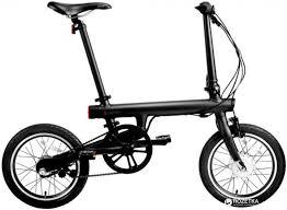 Электровелосипед складной Xiaomi MiJia QiCycle ... - ROZETKA