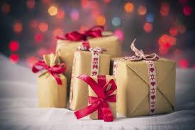 Znalezione obrazy dla zapytania prezenty na święta