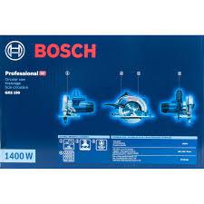 <b>Циркулярная пила Bosch</b> GKS 190, 1400 Вт, 190 мм в Москве ...