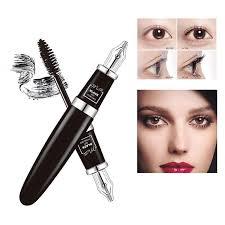 <b>Music Flower Fountain Pen</b> Shape Mascara Matte Black Rich ...