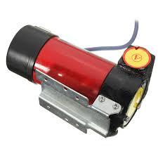12V <b>40L</b>/<b>Min</b> 175W Portable Electric <b>Fuel Diesel</b> Pump <b>Oil</b> Kerosene ...