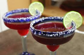 Celebrate Mom with a Hibiscus Margarita!