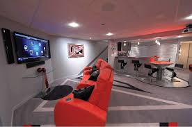 Delighful Cool Basement Ideas For Teenagers Fema Has Say Inside Perfect