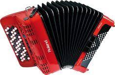 Чудесный <b>цифровой баян</b> #<b>ROLAND</b> FR-1XB Red ...