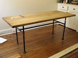 How To Make A Dining Room Table Butcher Block Table For Dining Room Table Inspirations