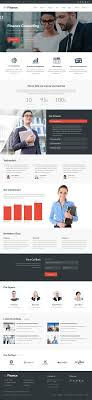 15 must see consulting firms pins job interview tips interview finance business financial html5 template