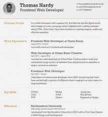 responsive professional resume best word resume template