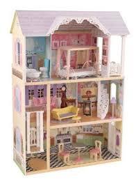 """Купить <b>KidKraft трехэтажный дом из</b> дерева для Барби """"Кайли ..."""