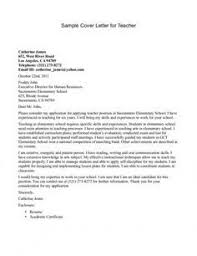 cover letter for business teacher   Cover Letter Format