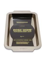 Лист для <b>выпечки</b> глубокий PHOENIX, 36x23 <b>DOSH</b>-HOME ...