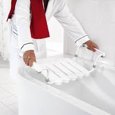<b>Сиденье для ванной Ridder</b> Assistent пластик белый