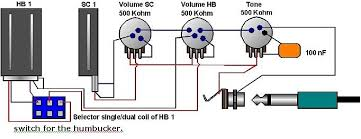 wiring diagram 1 humbucker 2 single coils wiring 1 humbucker 2 single coil wiring 1 image wiring on wiring diagram 1 humbucker