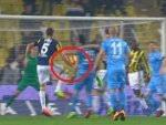 Mehmet Topal'ın golü Osmanlıspor'u çıldırttı