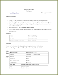 Resume Template   Format In Word For Job Free Templates With     Best Business Templates